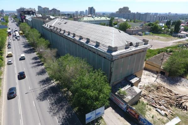 После ремонта здание сохранит свой исходный облик