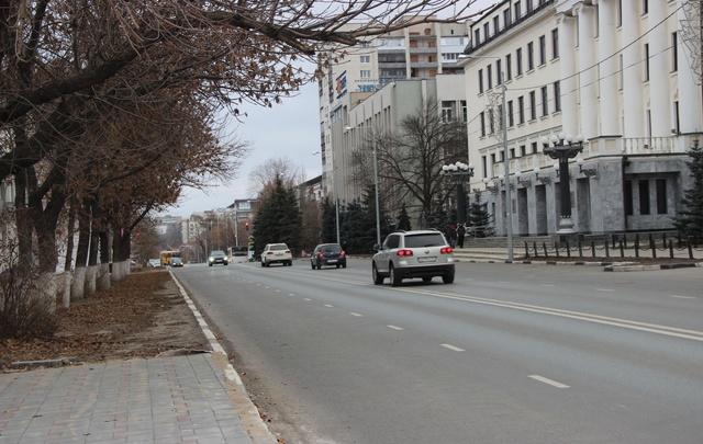 В центре Самары 1 мая частично перекроют девять улиц