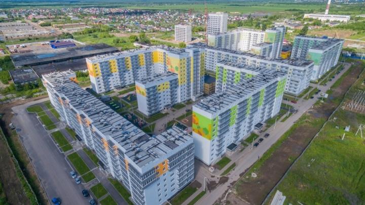 Атмосфера загородной жизни  в черте Перми: удалённые от центра районы набирают популярность