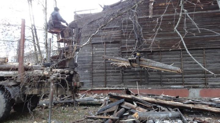 В Ярославле на аукцион выставят территорию, освободившуюся после сноса домов