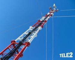 На сети Tele2 обновлено 86% оборудования