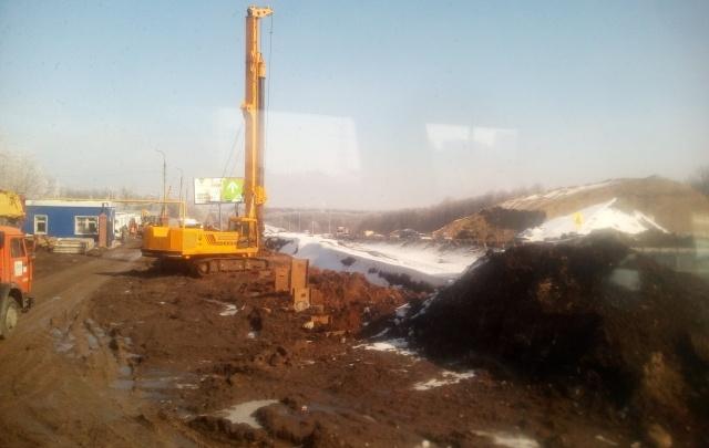 Строительство трамвайных путей вдоль Московского шоссе откладывается на неопределенный срок
