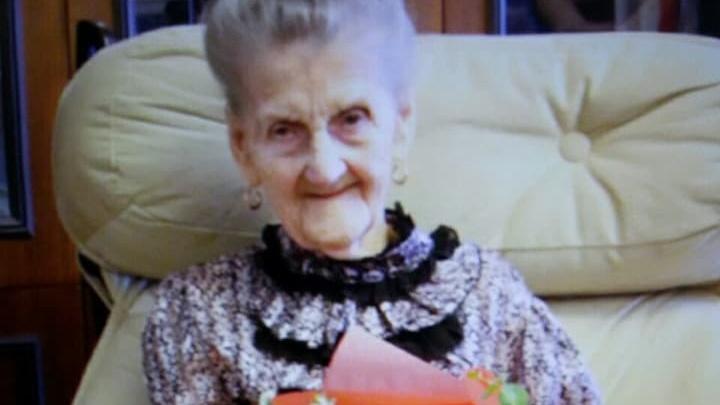 Жительница Тюменского района отметила 100-летний юбилей