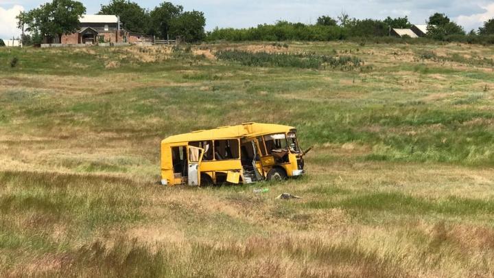 На устроившего ДТП с четырьмя погибшими водителя автобуса ПАЗ завели дело
