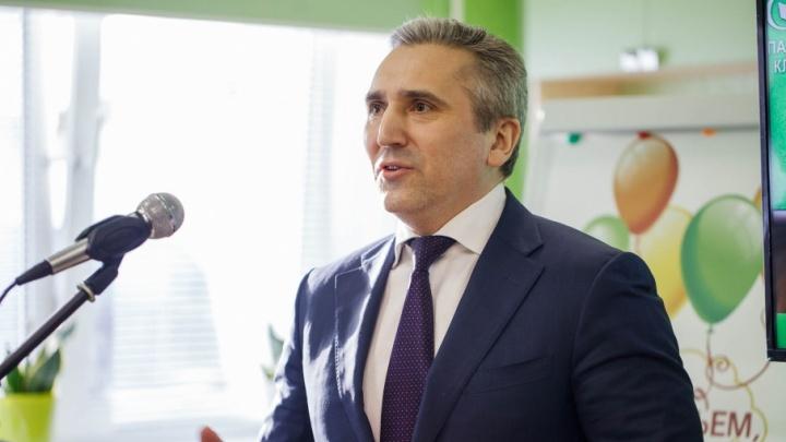 Пока неофициально: место губернатора Тюменской области займет Александр Моор