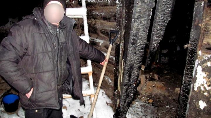 Ишимцу, который пытался сжечь в доме четырех человек, вынесли приговор