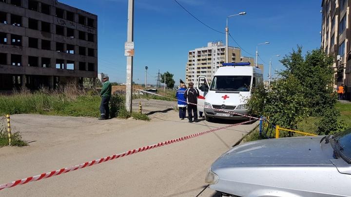 В Дзержинском районе Волгограда поврежден газопровод