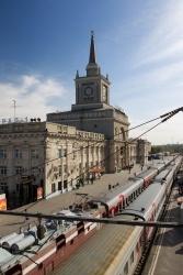 На вокзалах Приволжской железной дороги можно бесплатно воспользоваться услугой Wi-Fi