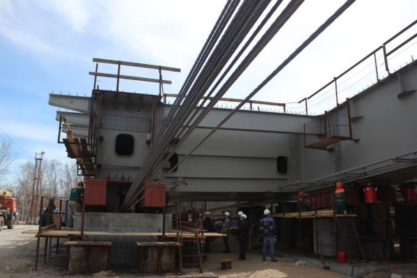 Региональные власти ищут дополнительные средства на строительство Фрунзенского моста