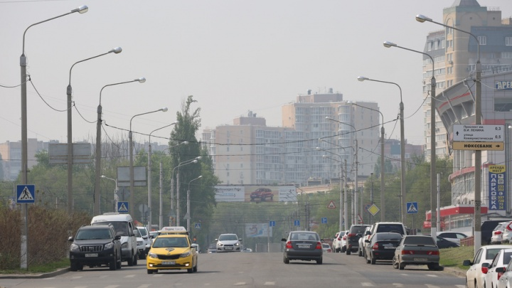 В Волгограде выясняют причину неприятного запаха