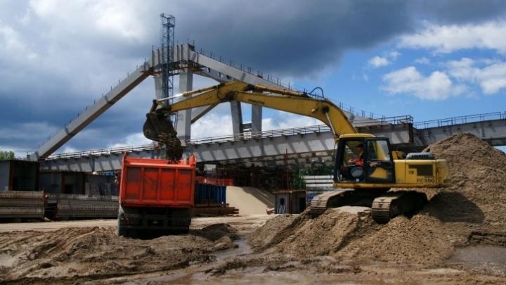 С дорогой, но без трамваев: открытие Фрунзенского моста перенесли на 2019 год