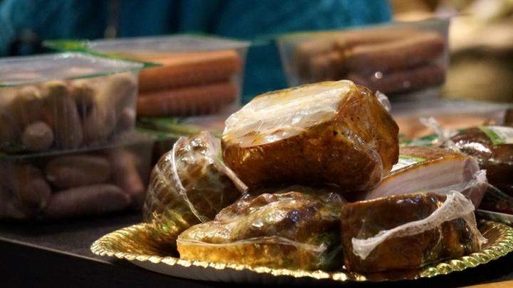 Попробовать за выходные: впервые на маргаритинке представлена продукция Зеленецкой птицефабрики
