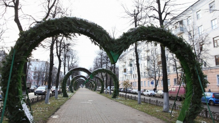 На проспект Ленина в Ярославле вернут чугун