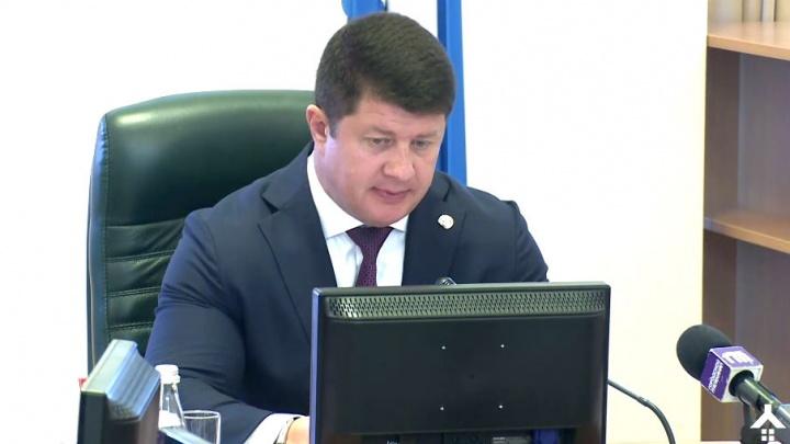 Мэр Ярославля приказал к понедельнику отремонтировать улицу Терешковой