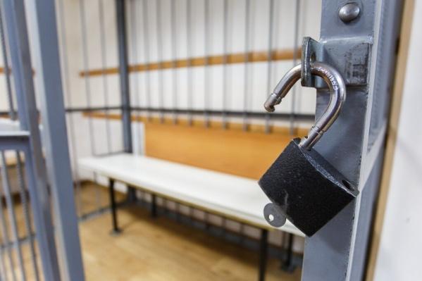 Грабители задержаны и помещены под арест