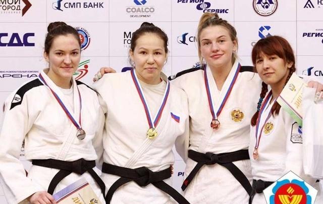 Тюменская спортсменка взяла серебро в первенстве России по дзюдо