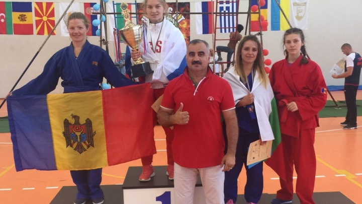 Челябинка привезла две медали с чемпионата Европы по универсальному бою