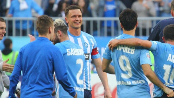 Защитник Иван Таранов ушел из «Крыльев Советов» после 10 лет в клубе