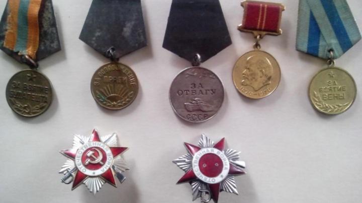 В Похвистнево участковые за час раскрыли кражу орденов и вернули награды владельцу