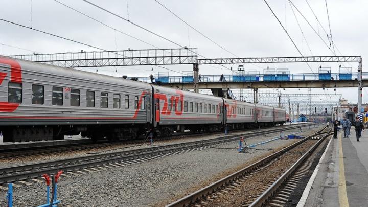 РЖД выплатят родным сбитого поездом тюменца 14 тысяч рублей компенсации