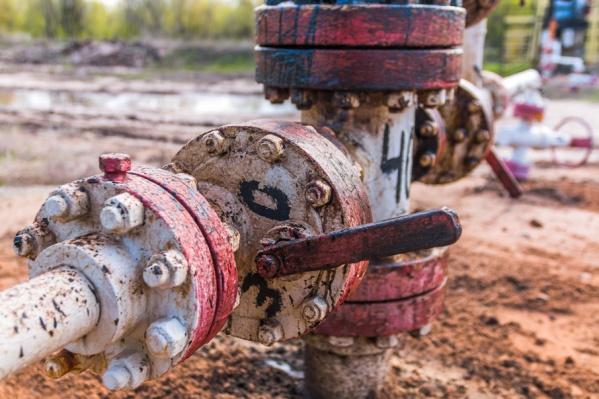 Преступников задержали в момент слива нефти