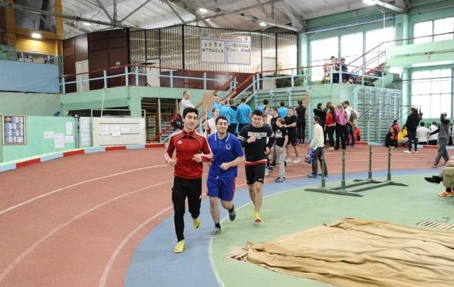 Школьники области сдали в ДГТУ нормативы ГТО