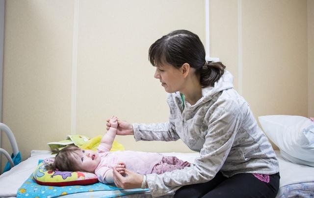 Новый опыт: в Архангельске начало работу первое паллиативное отделение для детей