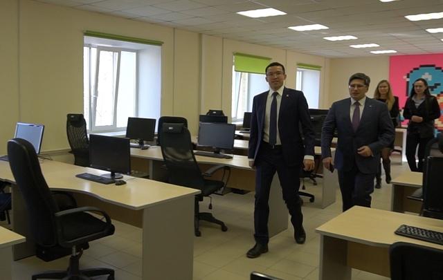 Первый резидент тюменского IT-инкубатора: «Мы здесь ненадолго»