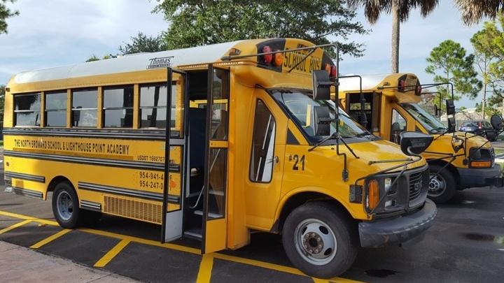 Наши в Америке: желтые автобусы действительно существуют