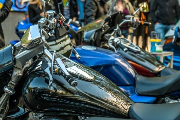 Мотоциклисты написали письмо в губернскую думу