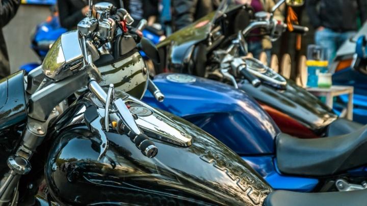Самарские мотоциклисты чаще всего погибают из-за отсутствия шлемов