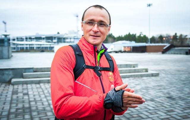 «Российский Форрест Гамп» хочет организовать беговые экскурсии на Южном Урале