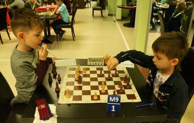 Девятилетний шахматист из Ростова будет представлять Россию в Европе