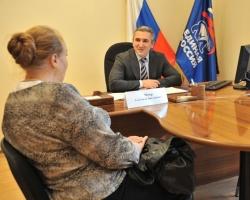 Тюменские пенсионеры попросили помощи у Александра Моора
