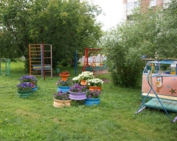В Перми выбрали самые красивые дворы