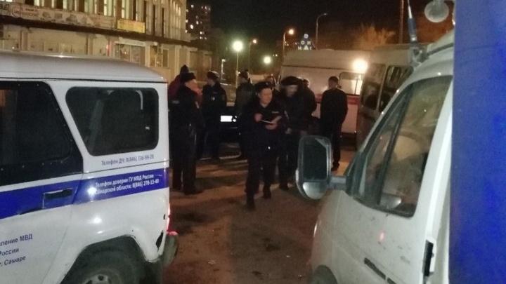 «Мы слышали выстрелы»: самарца отправили в больницу после драки у «Колизея»
