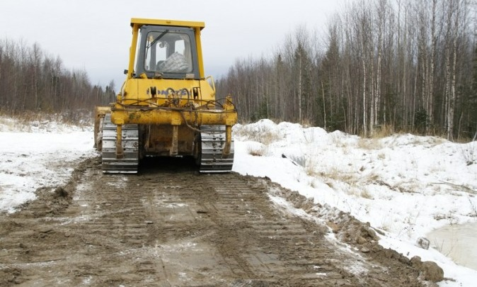 Зимник из Северодвинска в старинную Нёноксу откроют с приходом холодов