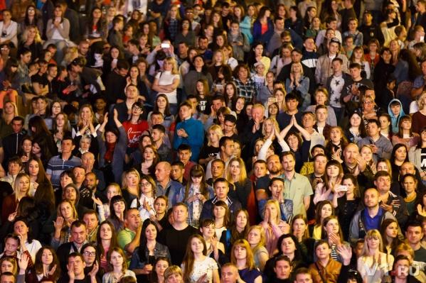 День молодежи заменят фестивалем в августе