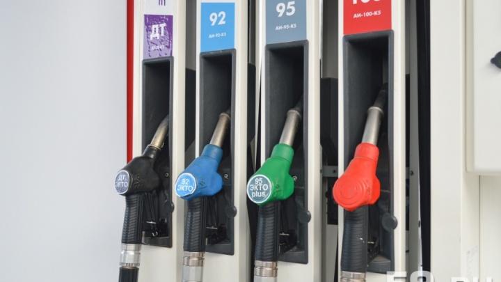 Пермский край занял второе место в Приволжском округе по ценам на бензин