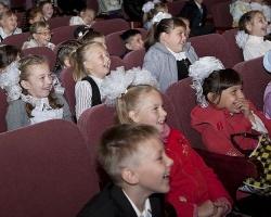 ОАО «Славнефть-ЯНОС» ко Дню знаний подарило детский праздник