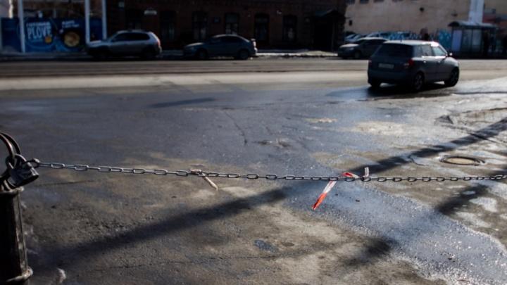 На очереди — шлагбаумы и ворота: в Челябинске расширили список объектов для демонтажа