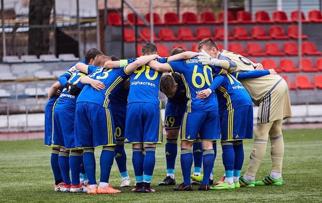 ФК «Ростов» потерпел шестое поражение подряд в рамках молодежного первенства России