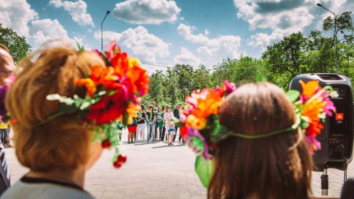 Клумбы-шедевры, контактный зоопарк и мастер-классы для садоводов: в Тюмени пройдет фестиваль цветников