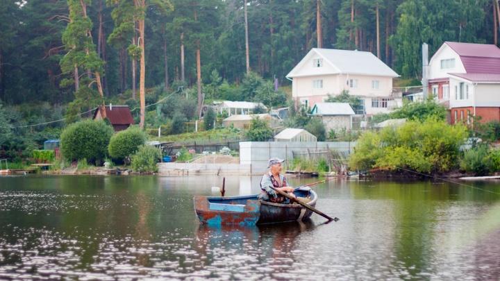 «Надо спасать»: озеро Тургояк может стать частью природного парка