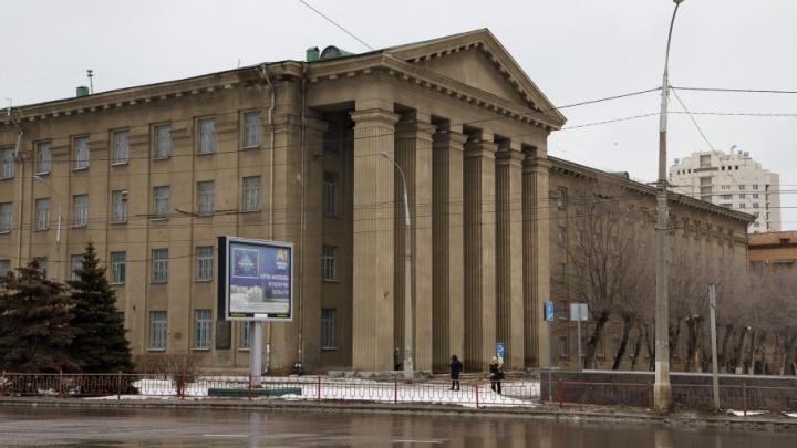 На площади Ленина в центре Волгограда построят новое здание областного суда
