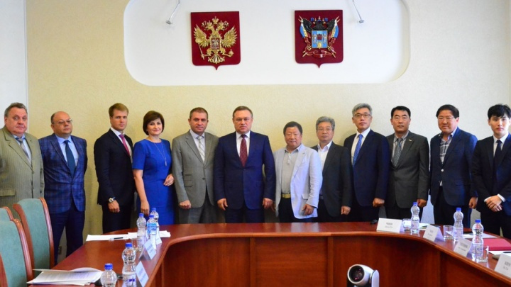 Корейские инвесторы могут построить в Ростовской области завод по изготовлению лапши