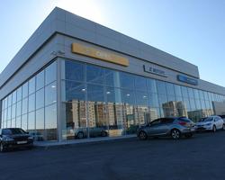 Новый адрес Opel в Тюмени: улица Федюнинского, 12а
