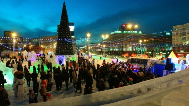 Власти отказались от фейерверка в центре Челябинска в новогоднюю ночь