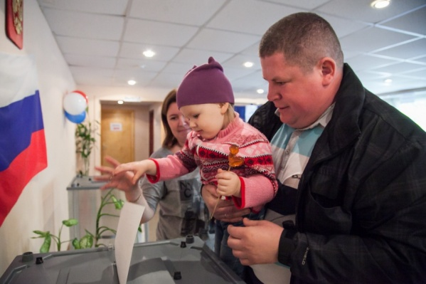 В Архангельской области открылись 446 избирательных участков