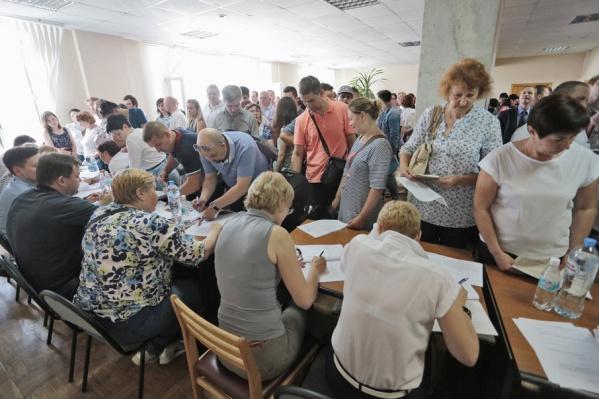 Дольщики хотят побыстрее получить документы на долгожданные квартиры